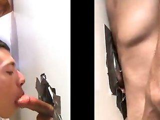 Romero And Erick Play Dirty Games In Hardcore Gay Blowjob Scene