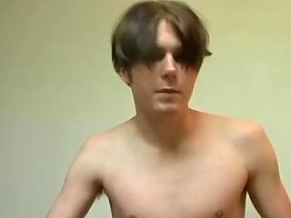 Young Piss Lover Jerking Off His Dick All By Himself
