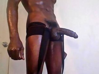 Hot Horny Black Teen Waiting For You